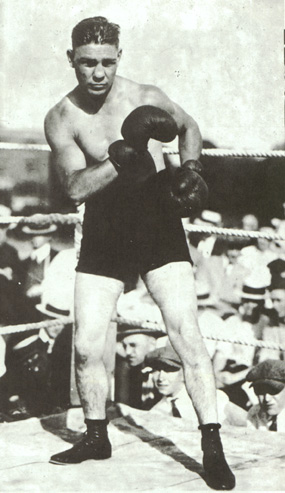 HARRY GREB HOMEPAGE