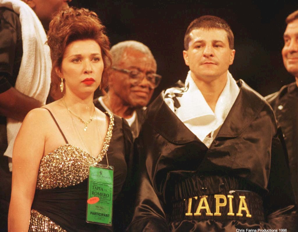 JOHNY TAPIA - OFFICIAL HOMEPAGE